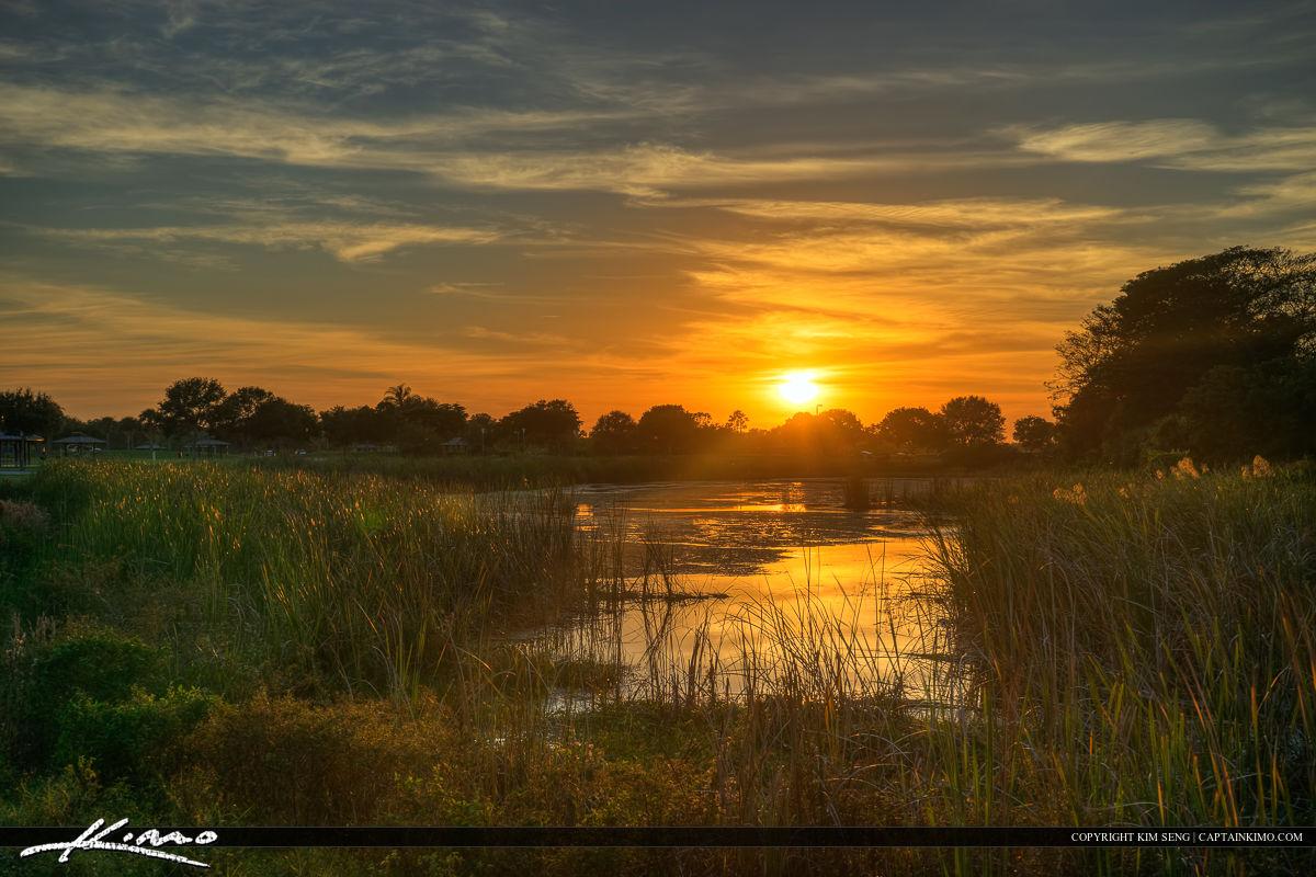 Boca Raton South County Regional Park Nature Center