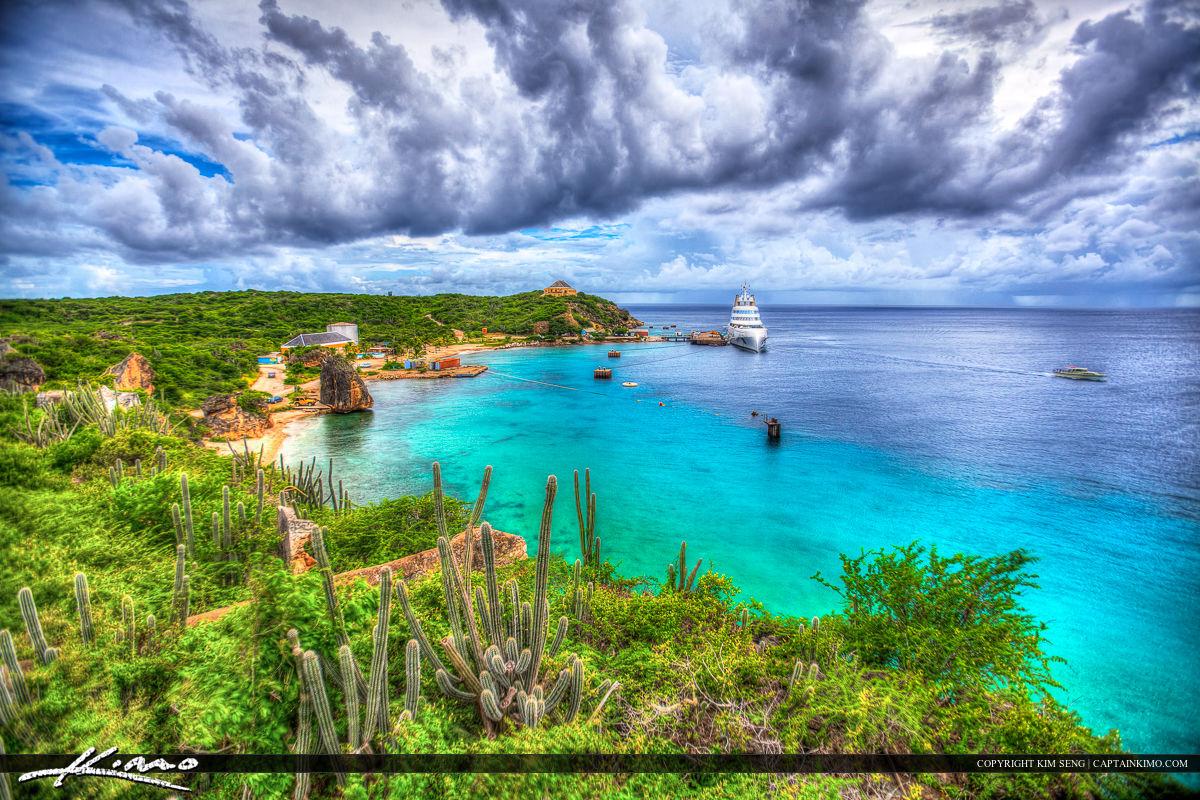 Curacao Travel Caribbean Islands Millionaire Yacht