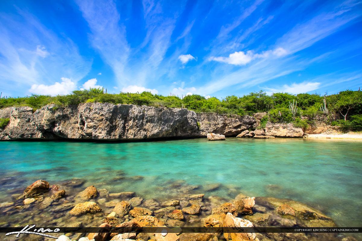 Curacao Travel Caribbean Islands Blue Lagoon