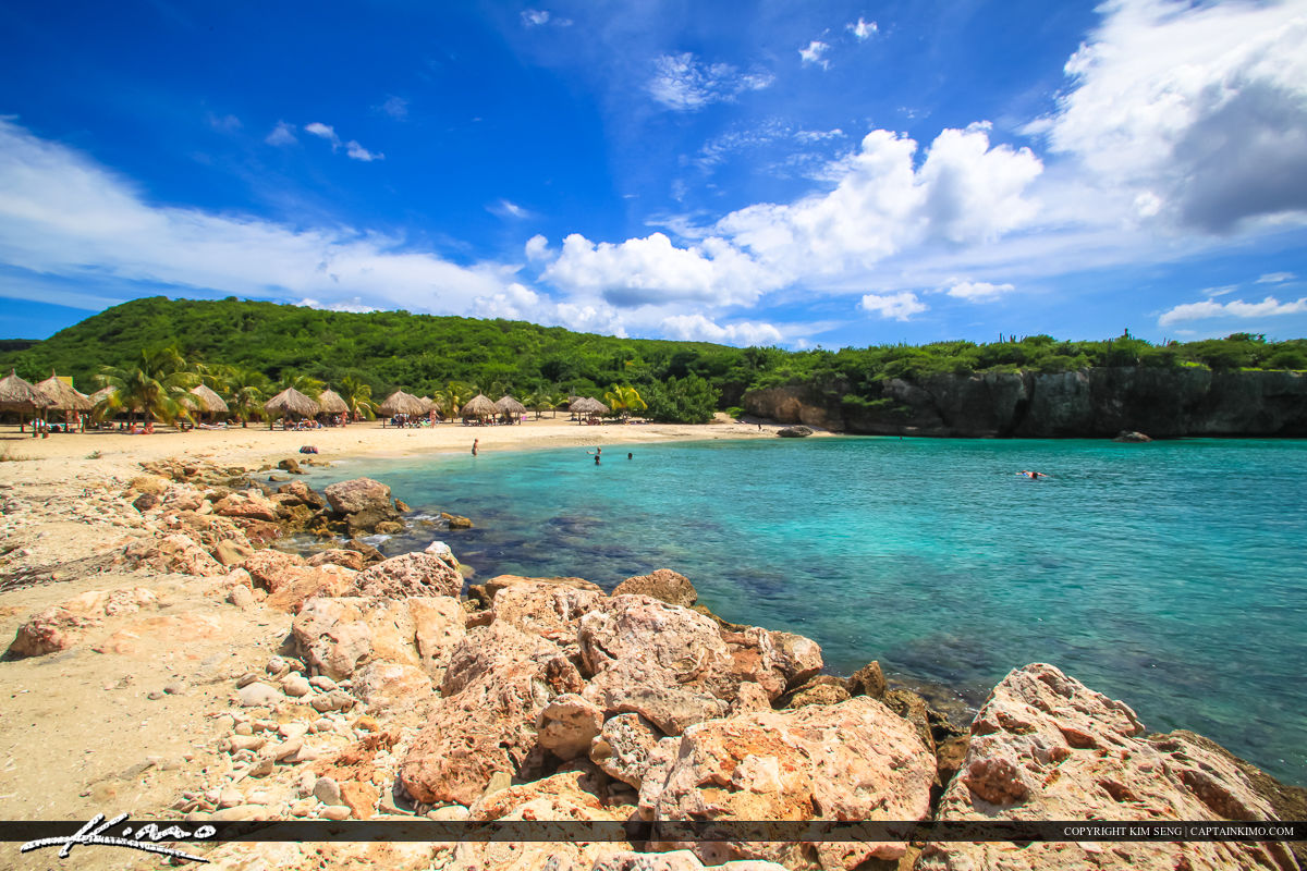 Curacao Travel Caribbean Islands Tiki at Beach