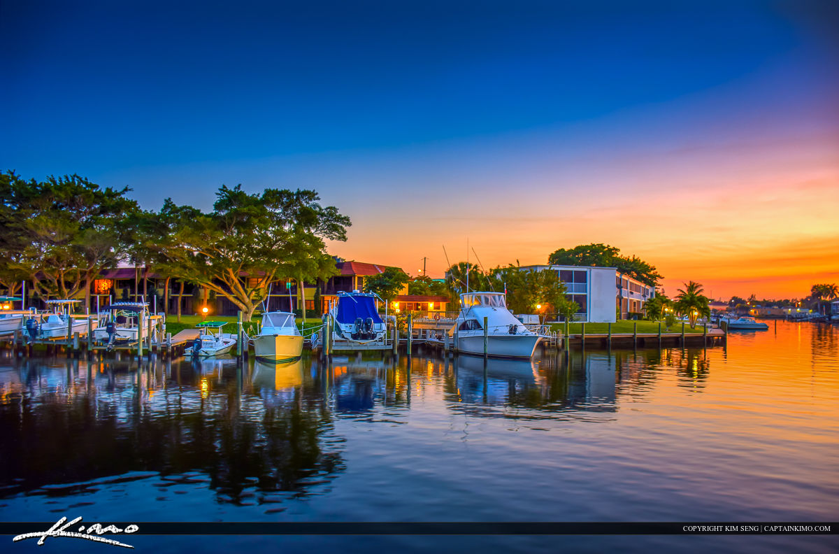 Florida Living North Palm Beach Waterfront Property