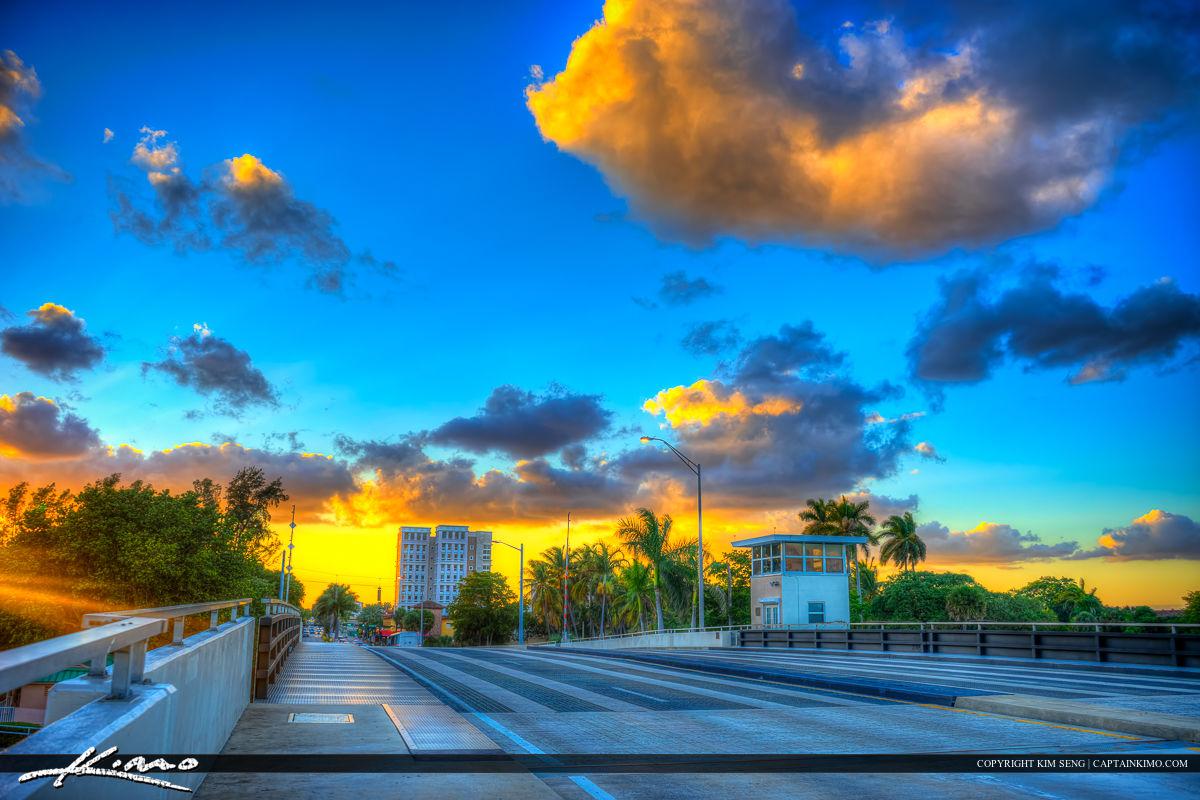 Boca Raton Palmetto Park Road at Bridge