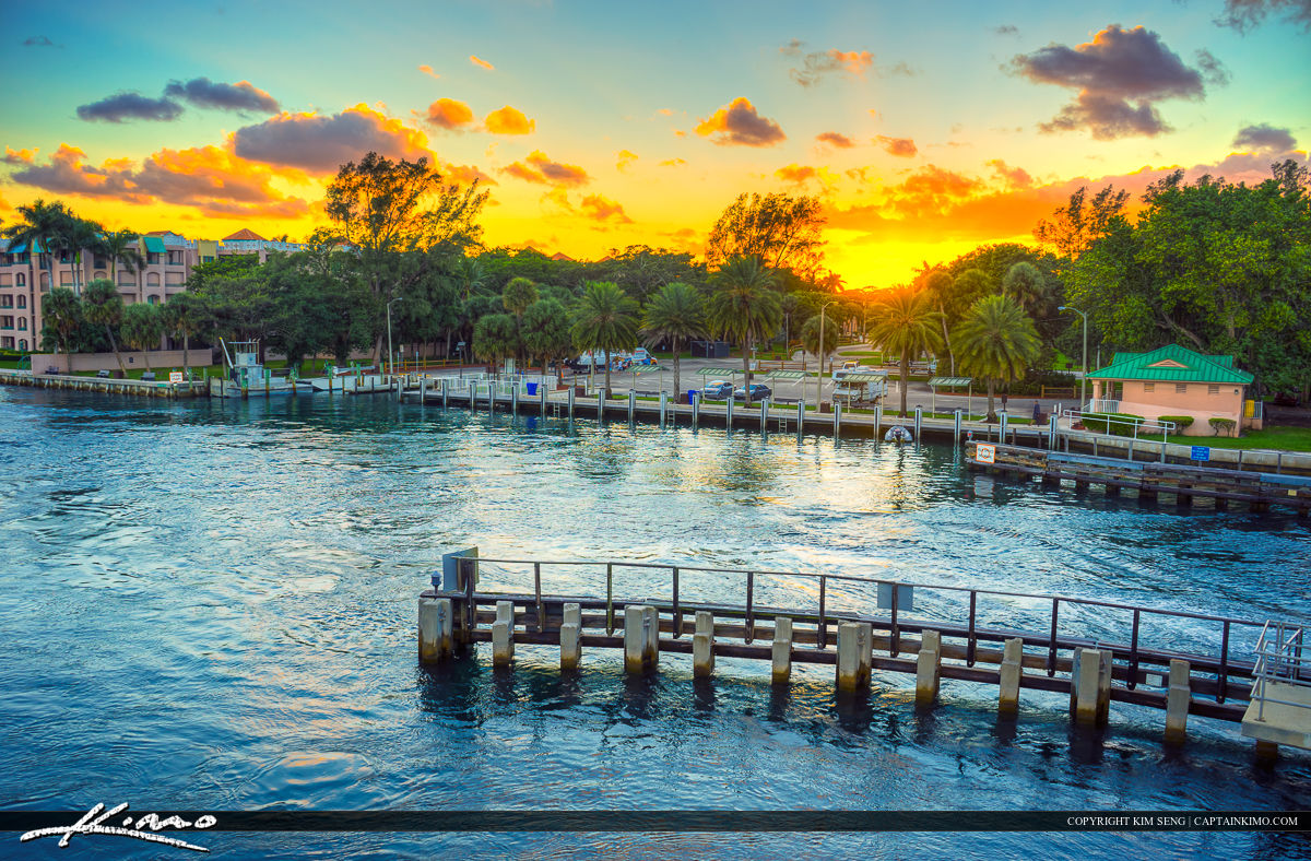 Boca Raton Waterway at Silver Palm Park