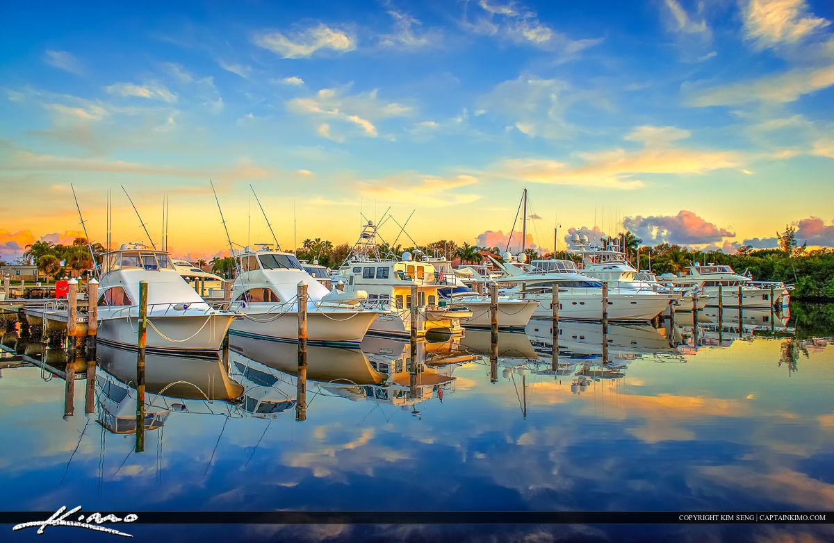 Loggerhead Marina Palm Beach Gardens Florida