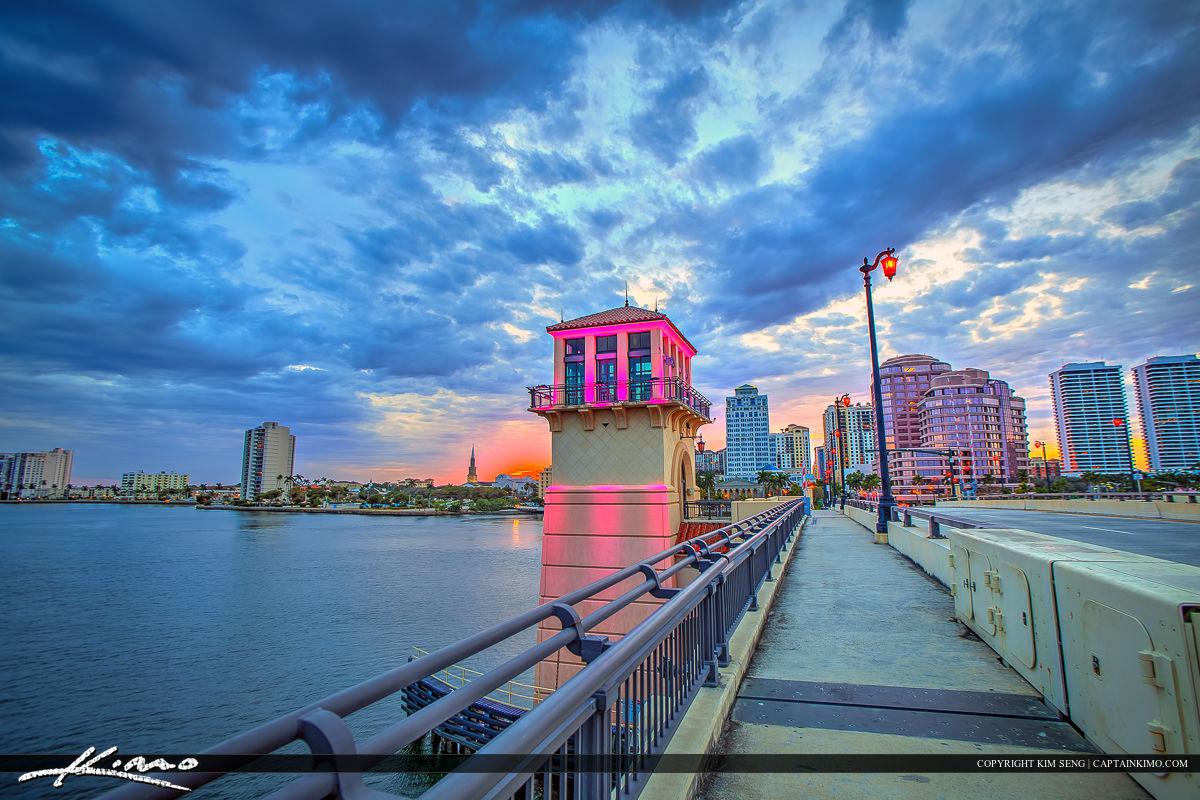 Royal Park Bridge Waterway West Palm Beach