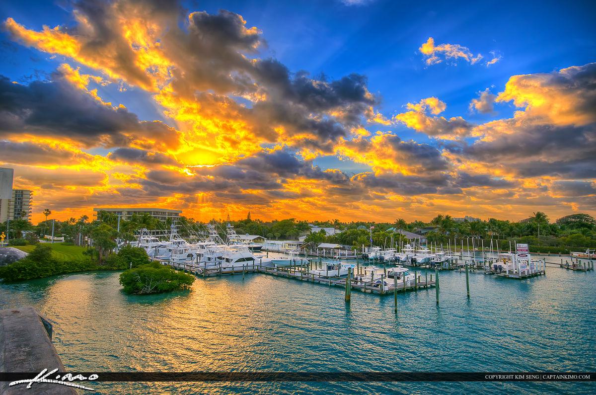 Jupiter Island Jib Yacht Club Marina