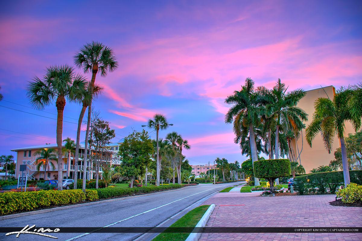 Gulf Shore Blvd Street Naples Florida