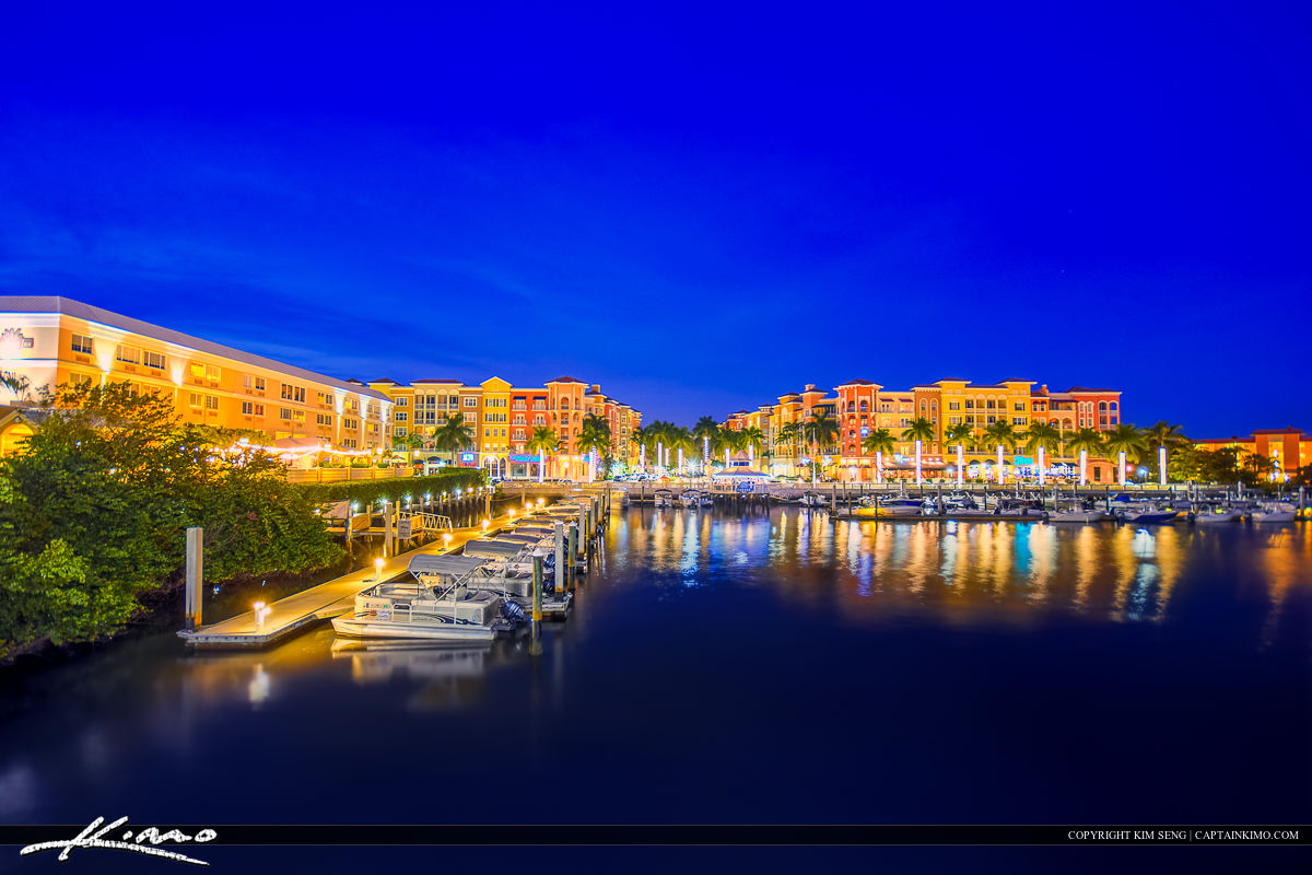 Marina Naples Florida Boats at Riverwalk
