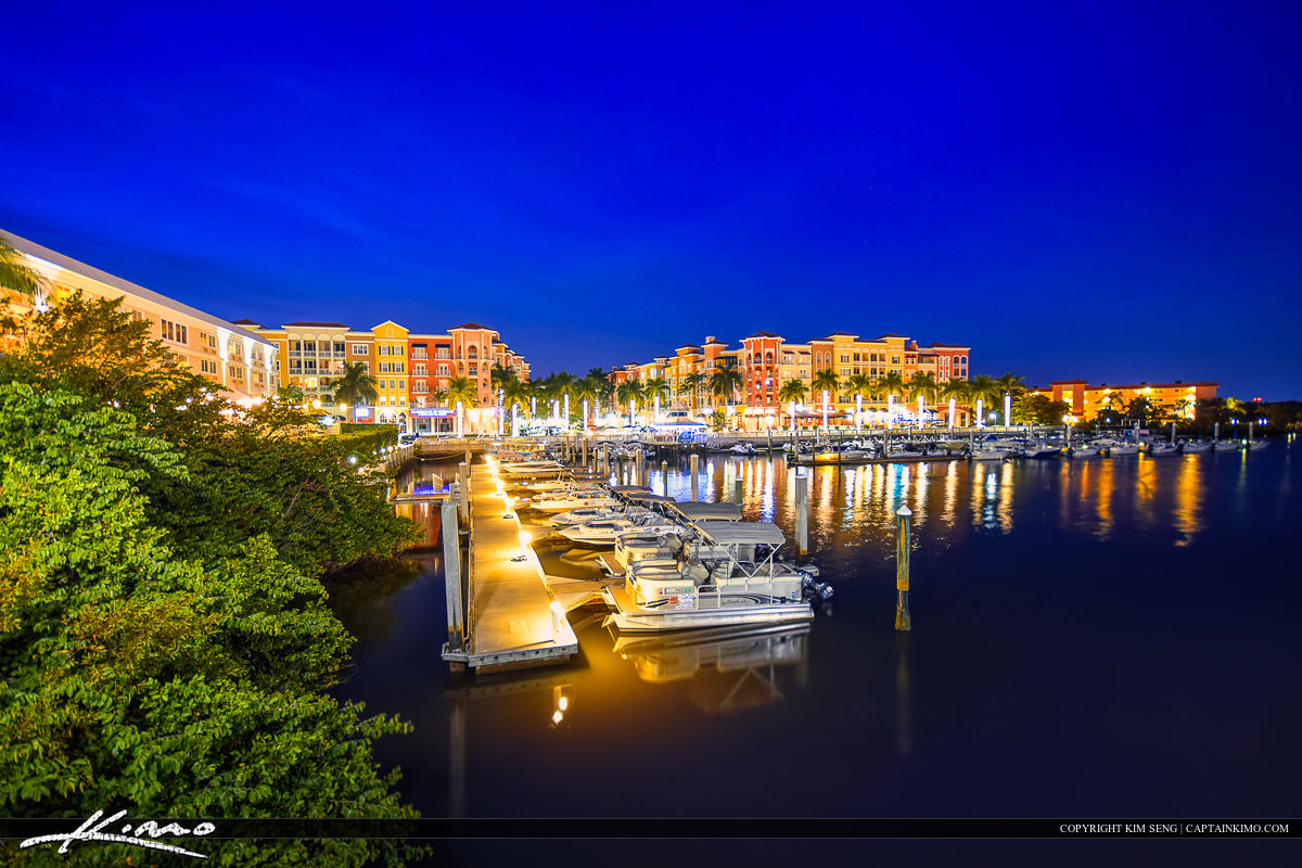 Naples Florida Riverwalk Shopping and Restaurants