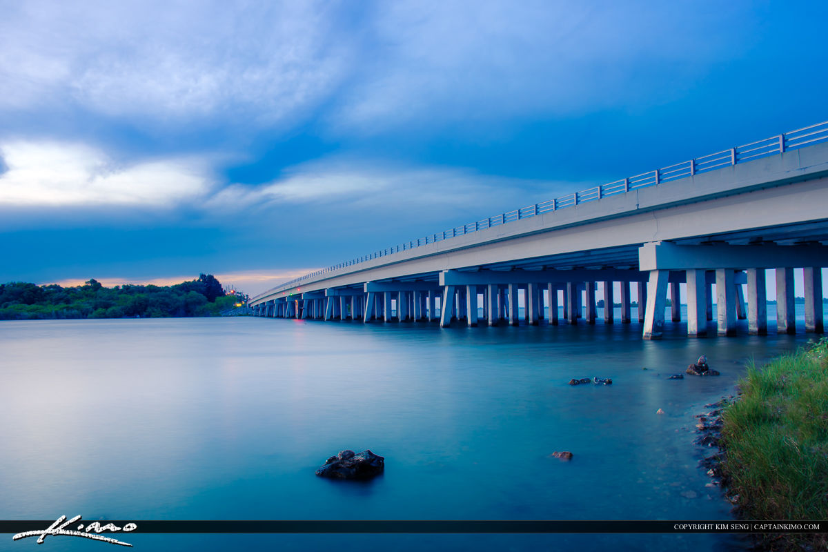 Sebastian Florida Photos Saint Sebastian River Bridge