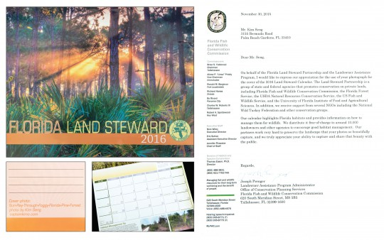 Florida and Fish Wildlife Commision Conservations