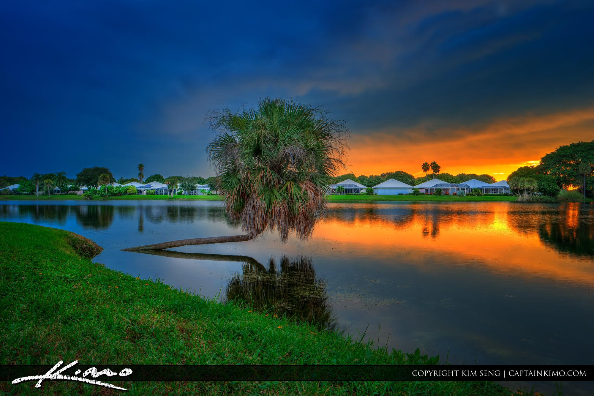 Palm Beach Gardens Sunset