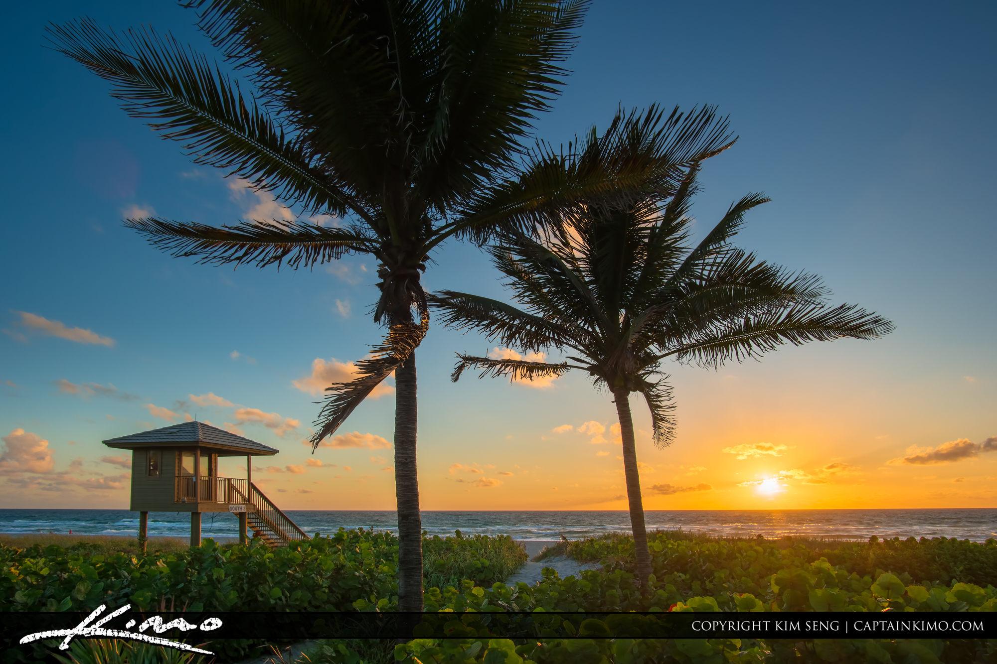 Sunrise Delray Beach Florida