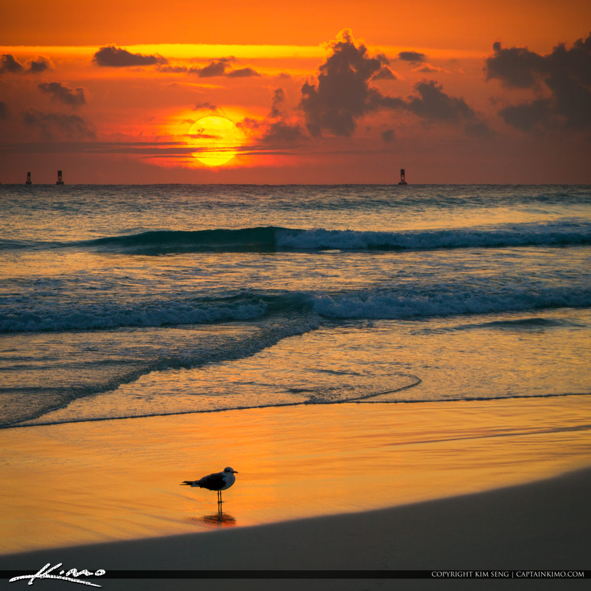 Sunrise Miami Beach Florida