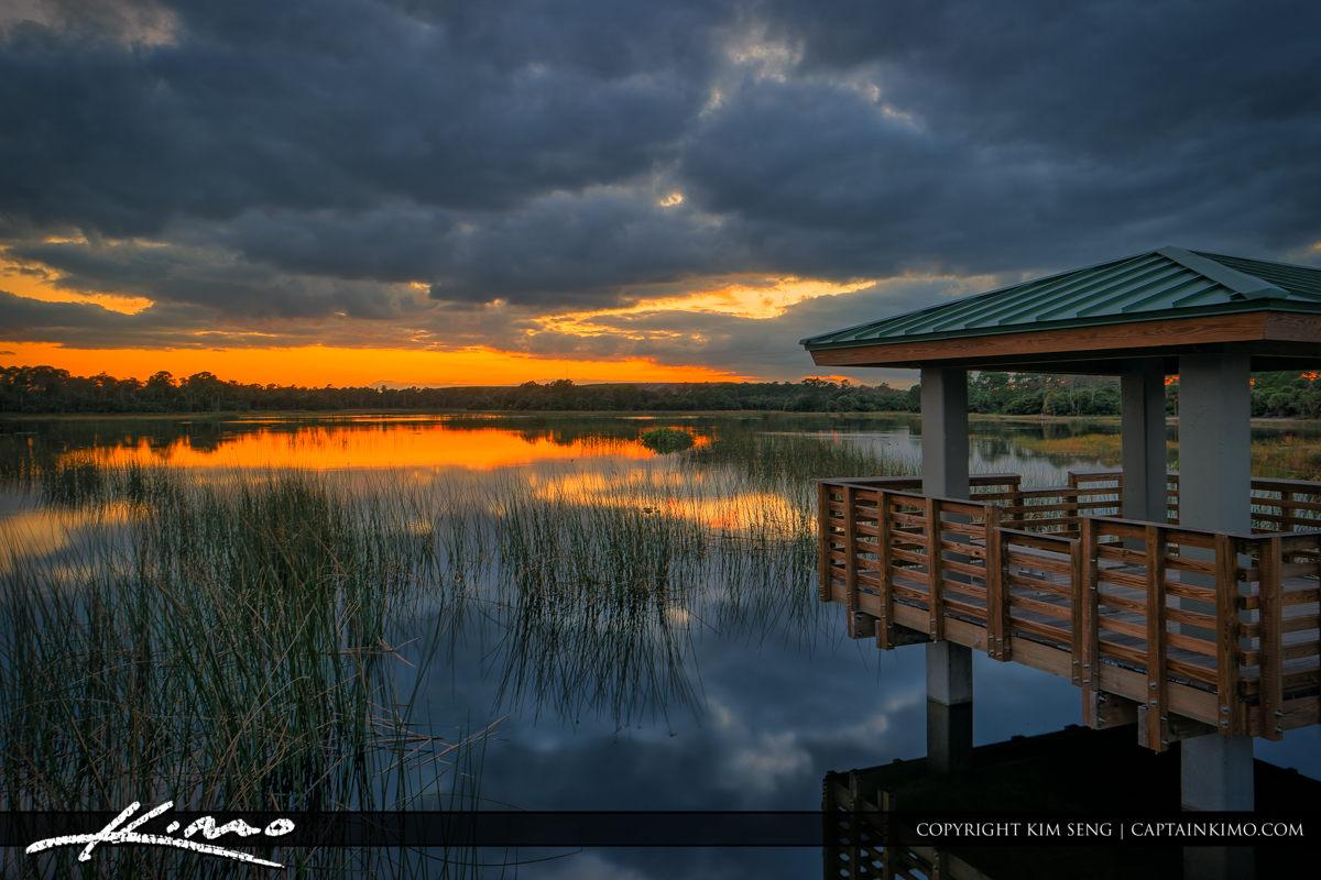 Winding Waters Wetlands Preserve at Gazebo