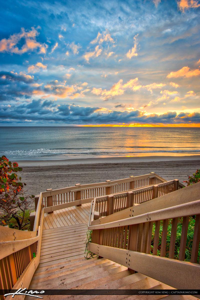 Sunrise Red Reef Park Boca Raton Florida