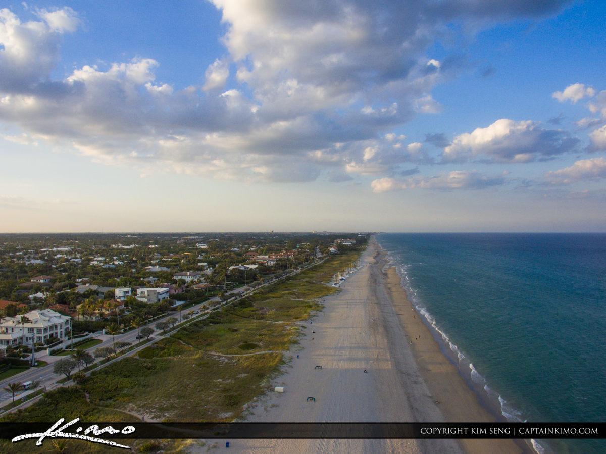 Delray Beach Aerial North