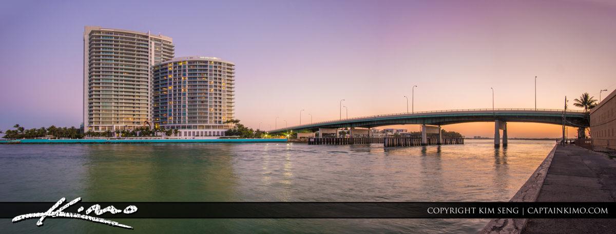 Haulover Park Florida Ritz Carlton