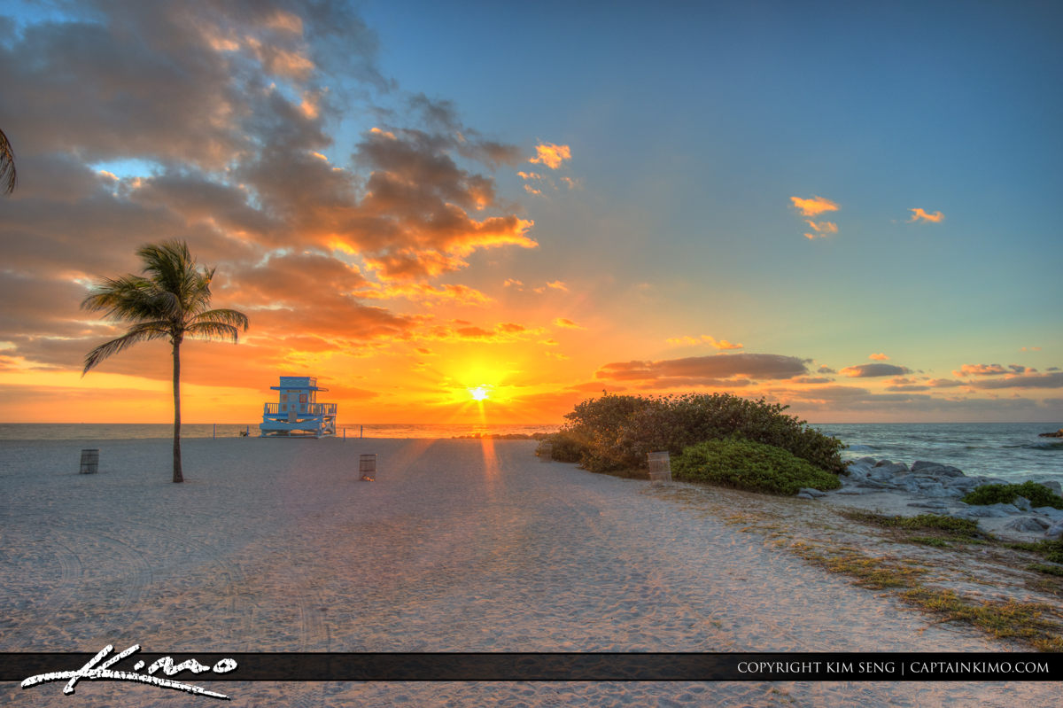 Haulover Park Florida at the Inlet