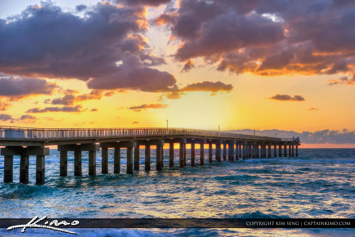 Sunny Isles Florida Sunrising
