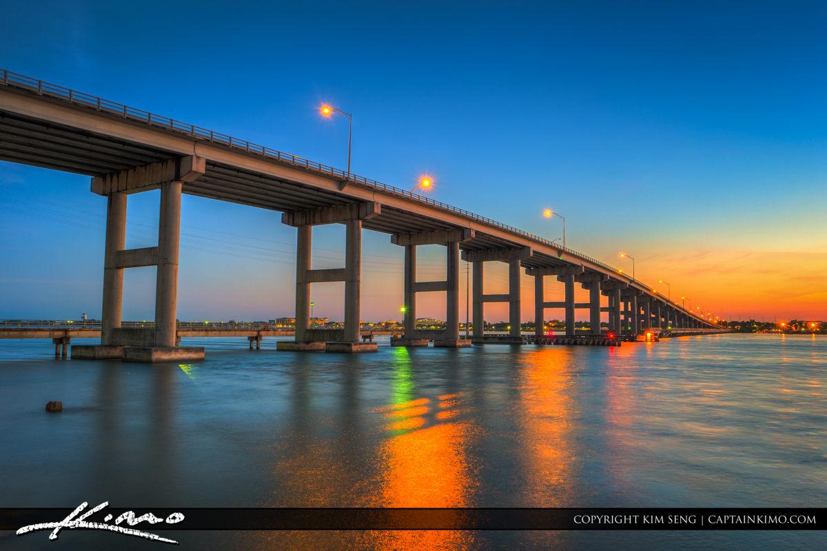 Fort Pierce South Causeway Park South Causeway Bridge