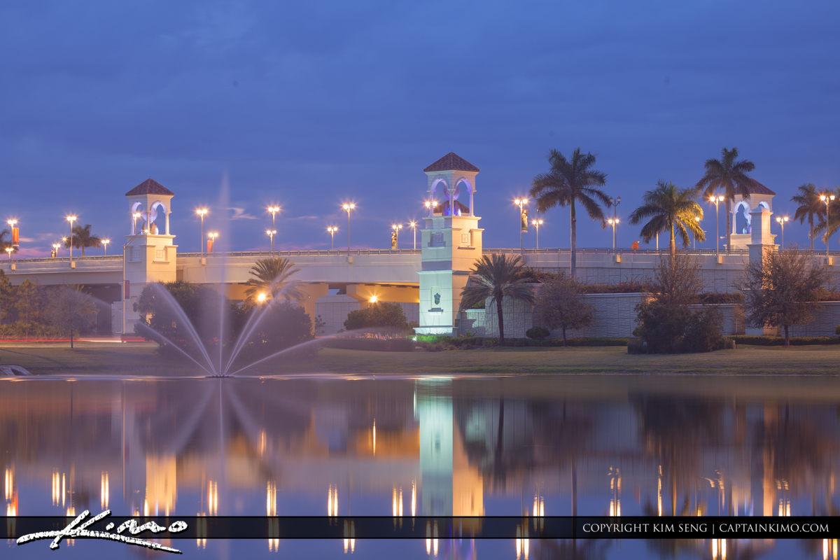 PGA Brdige Palm Beach Gardens RAW