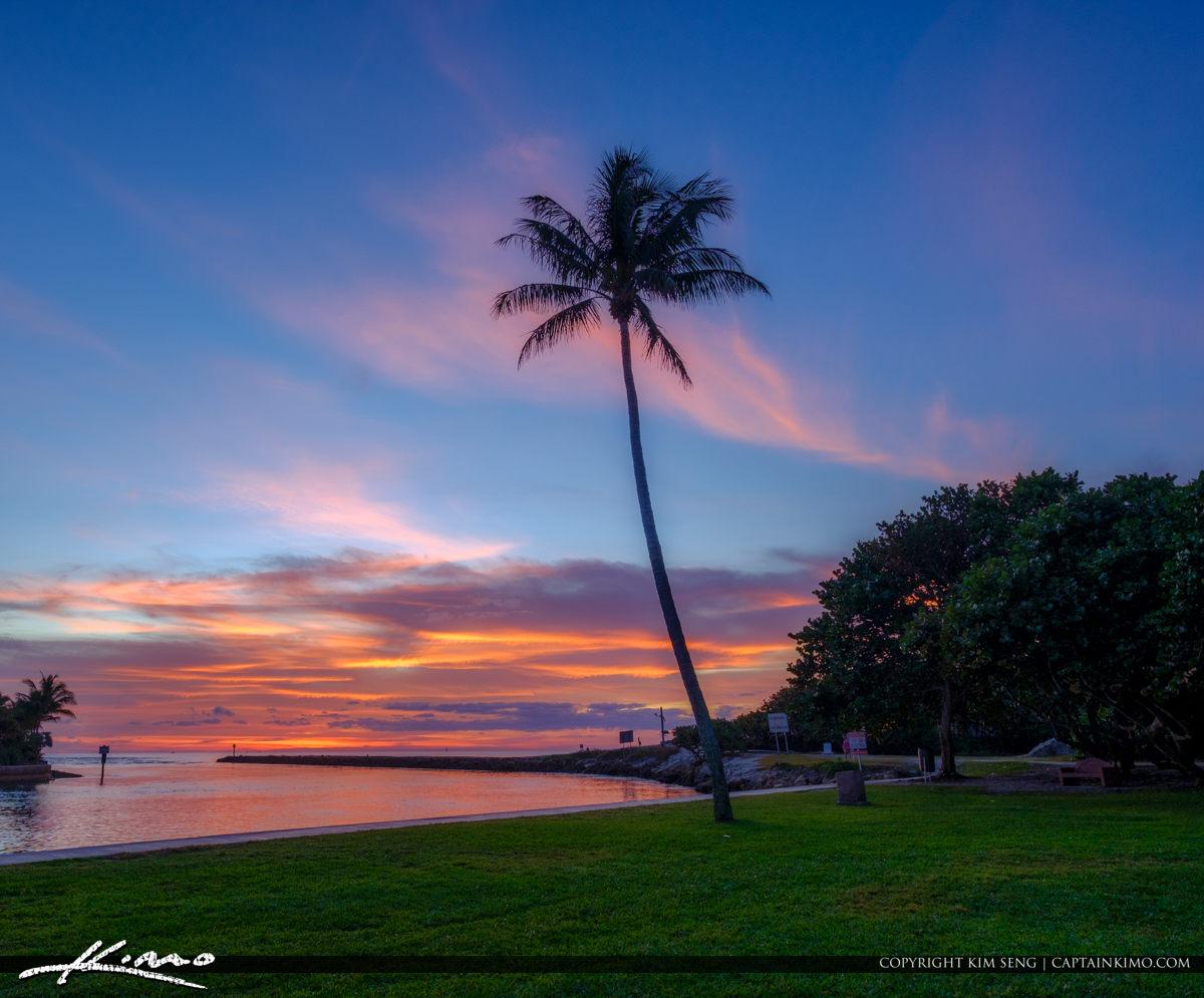 South Inlet Park Boca Raton Florida