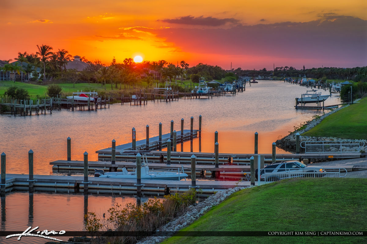 C-24 Canal Park Port St Lucie Florida Waterfront Property