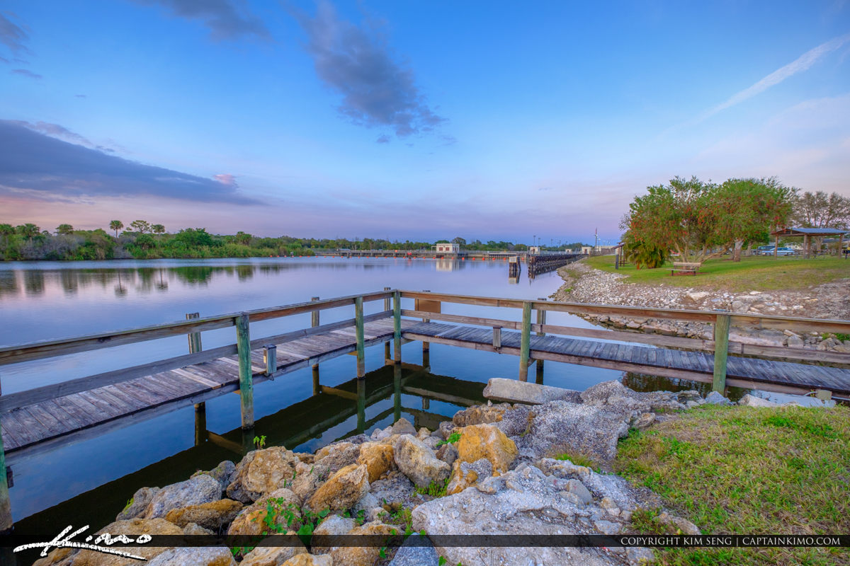 St Lucie South Lock and Dam Stuart Florida 03012017