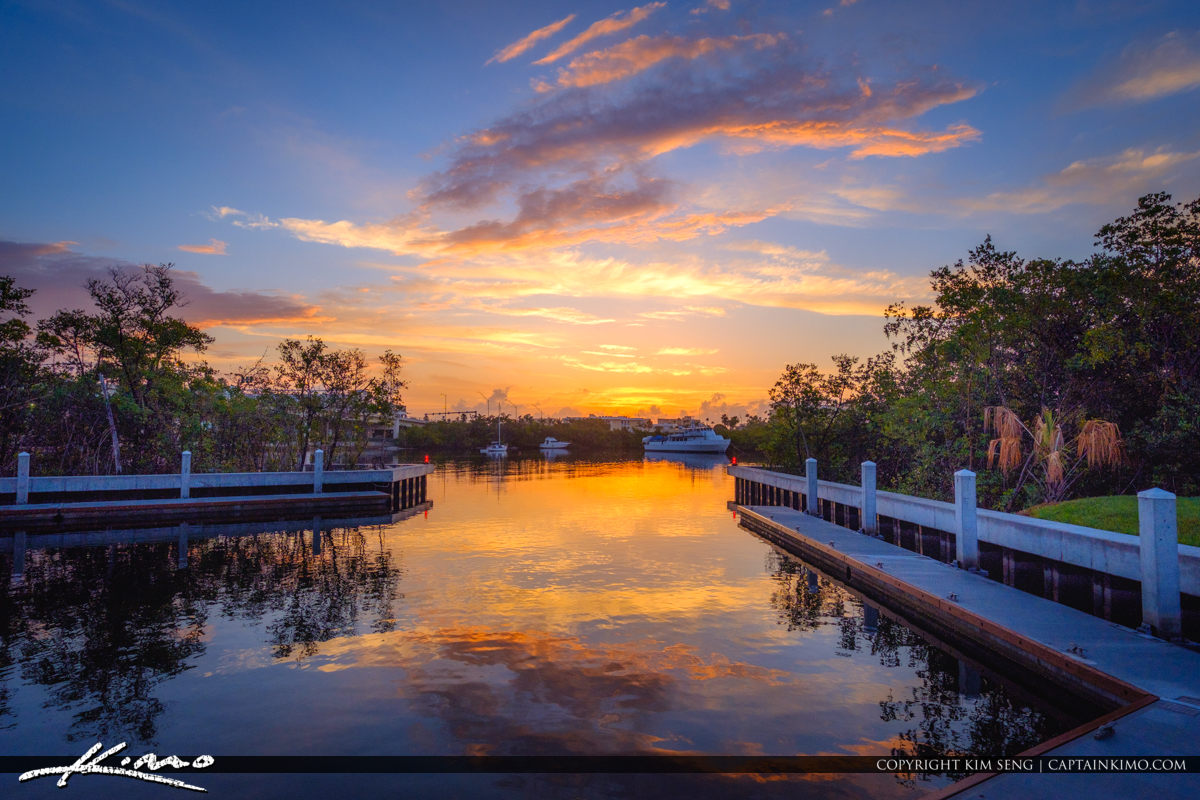 Waterway Park Boat Ramp Jupiter Florida