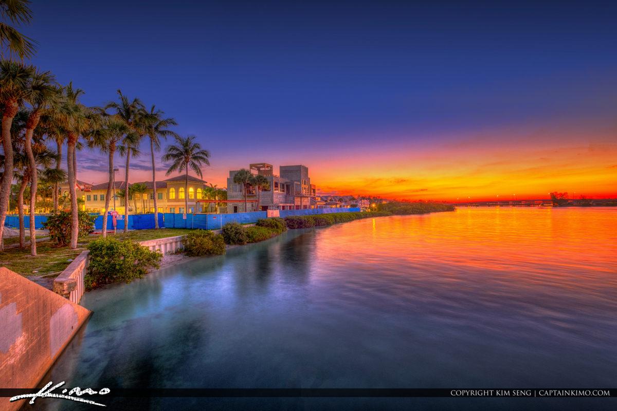 Michael Jordan New Restaurant Jupiter Florida Sunset Waterway