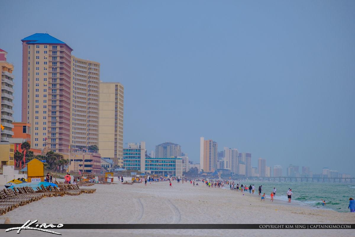 Russell-Fields Pier Pier Park Panama City Beach Florida