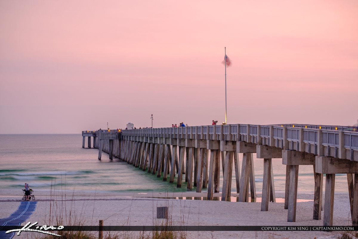 MB Miller County Pier Panama City Beach Florida