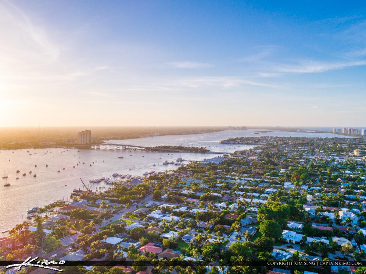 Palm Beach Inlet Singer Island