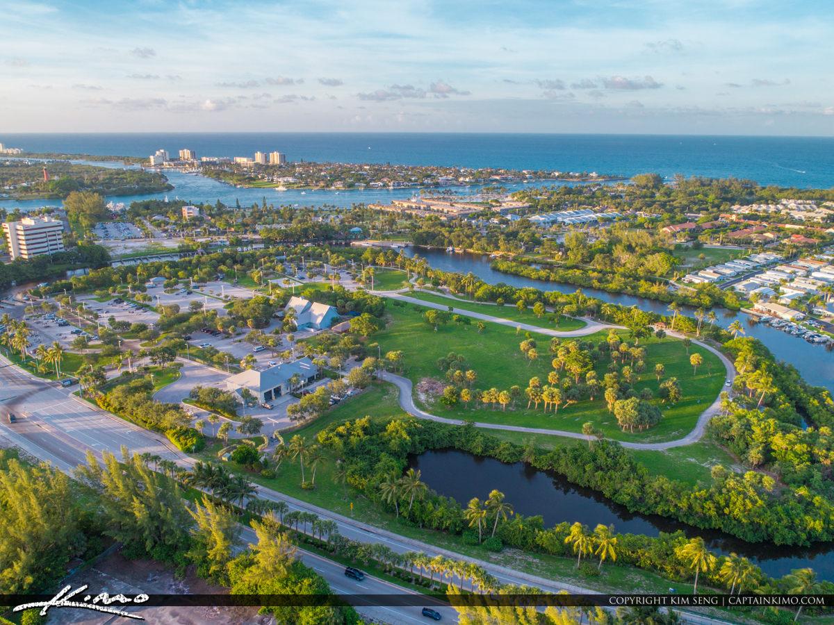 Jupiter Florida Burt Reynolds Park