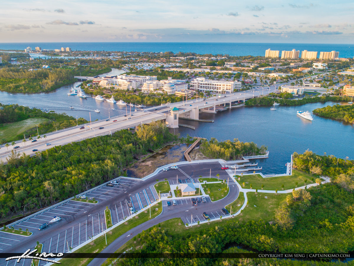 Jupiter Florida Waterway Park