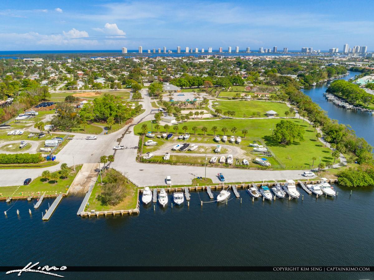 Anchorage Park Marina North Palm Beach Florida
