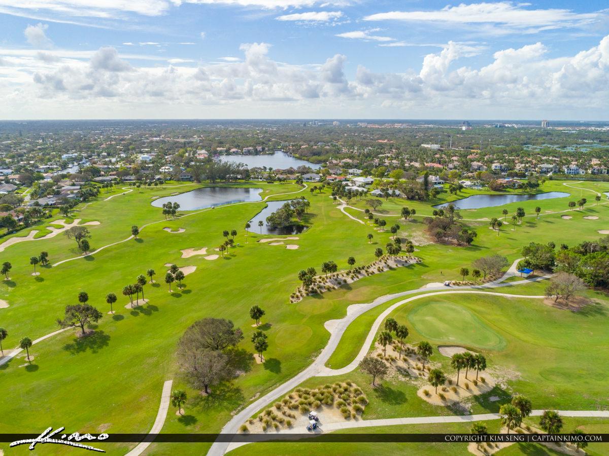 North Palm Beach Country Club Golf Course Florida
