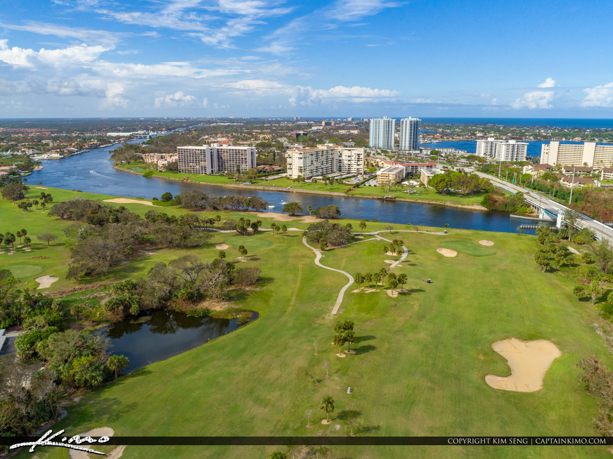 North Palm Beach Country Club Golfing Florida