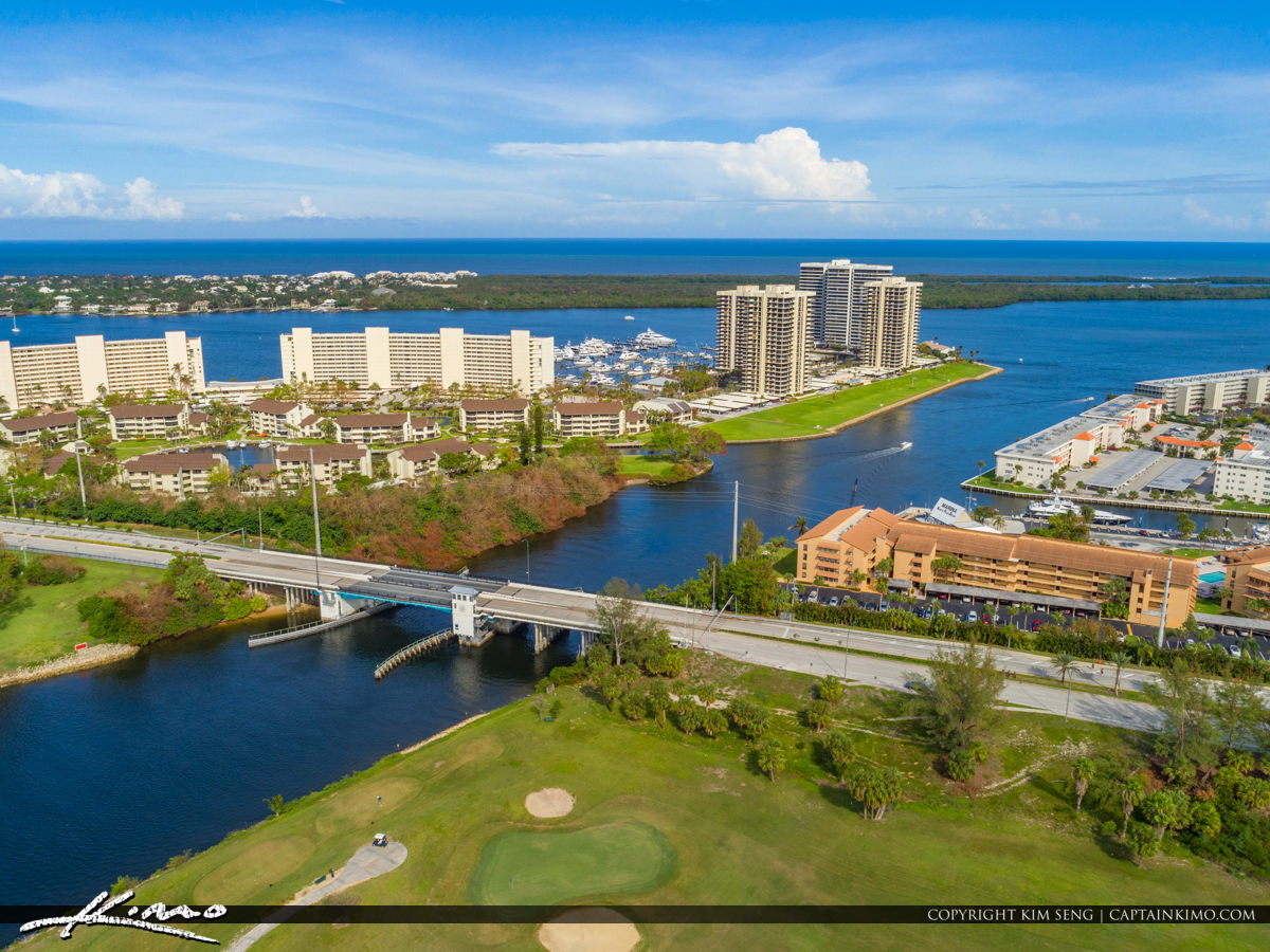 North Palm Beach Country Club Waterway Florida