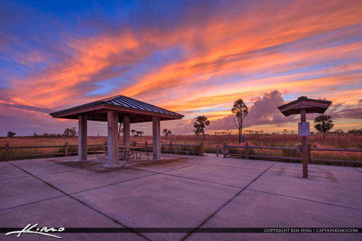 Pine Glades Natural Area Sunset Park Jupiter Farms Florida