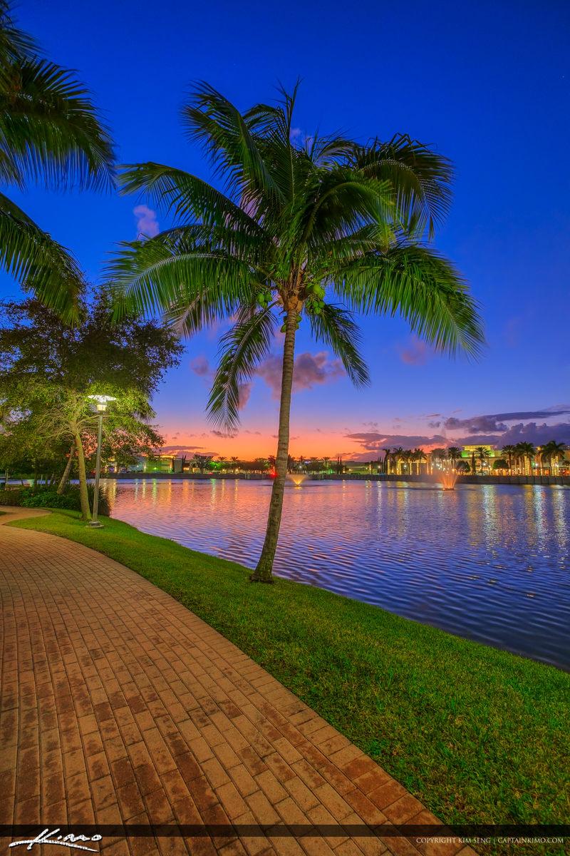 Hilton at Gardens Inn Coconut Tree Palm Beach Gardens
