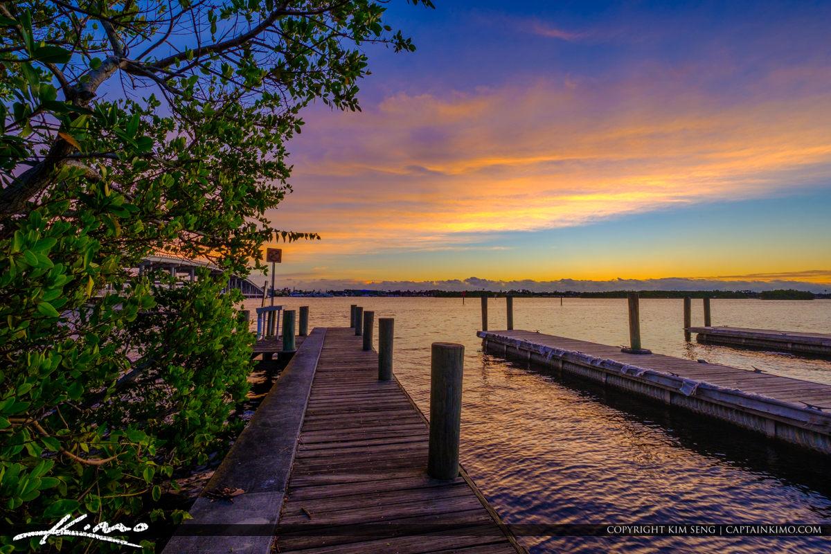 Gorgeous Clouds Leighton Park Palm City Florida Martin County