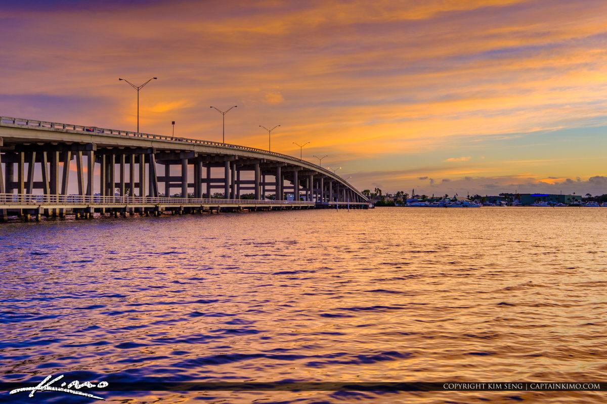 Monterey Bridge Park Palm City Florida