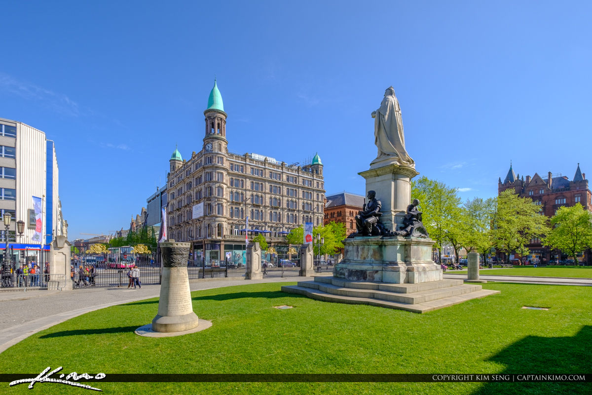 Titanic Memorial Belfast Northern Ireland