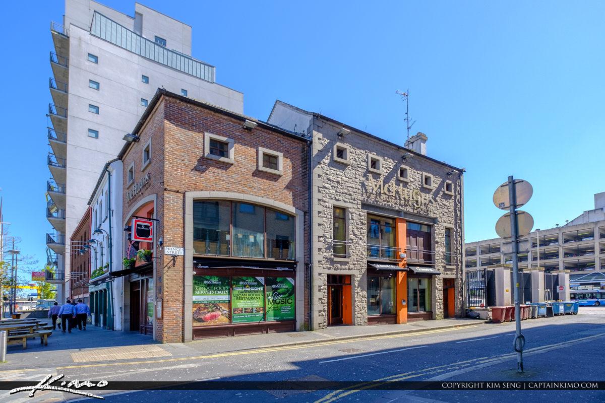 McHughs Bar and Restaurant Belfast Northern Ireland