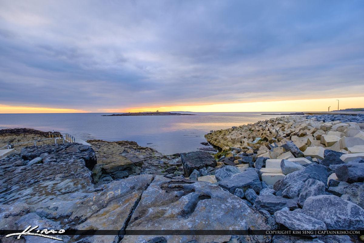 Island Ferry Doolin Ireland Coast at Doolin