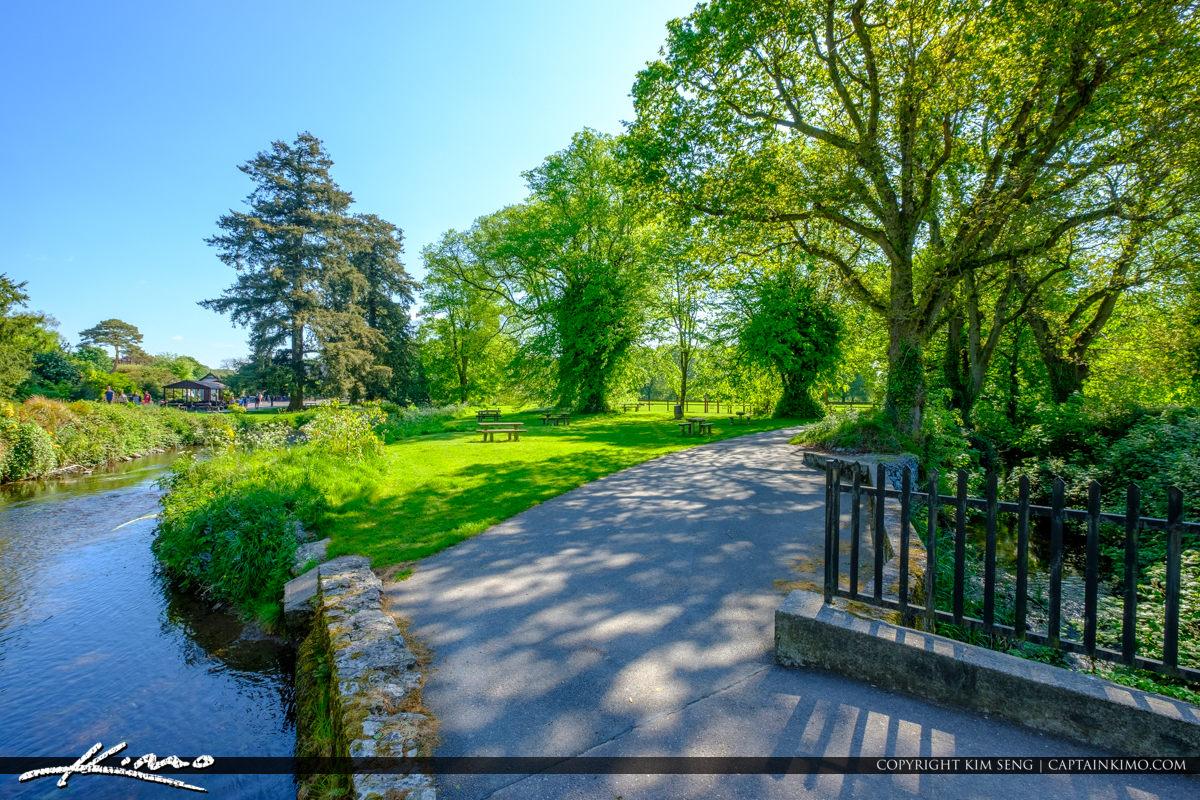 Blarney Castle Gardens Cork Ireland