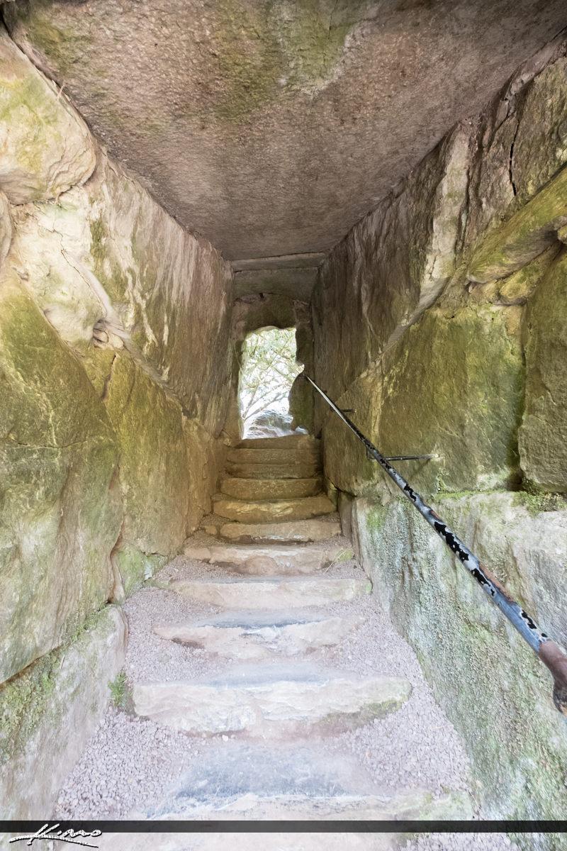 Blarney Stone Cork Ireland Wishing Step Up