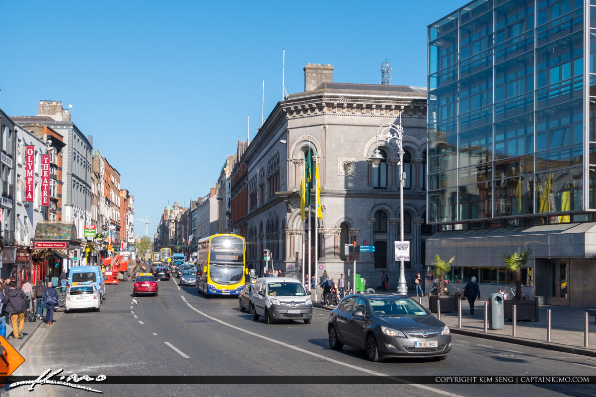 Dublin Republic of Ireland Road